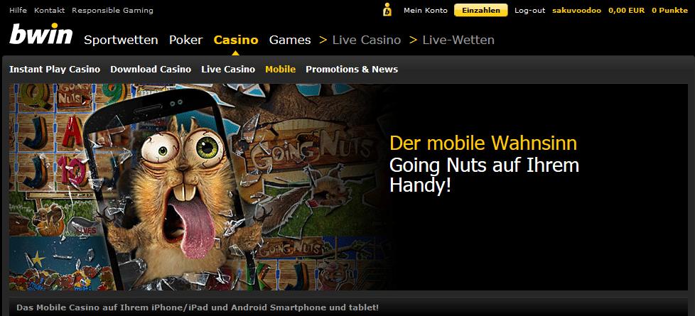 bwin online casino casino spiele kostenlos ohne download