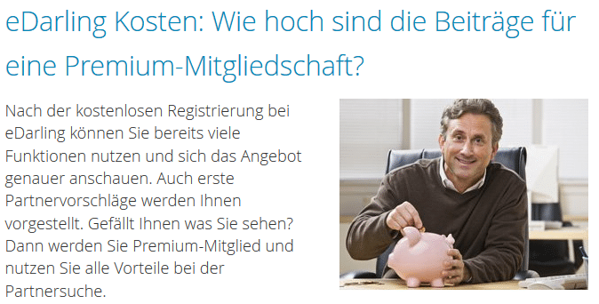 edarling kostenlos Bad Oeynhausen