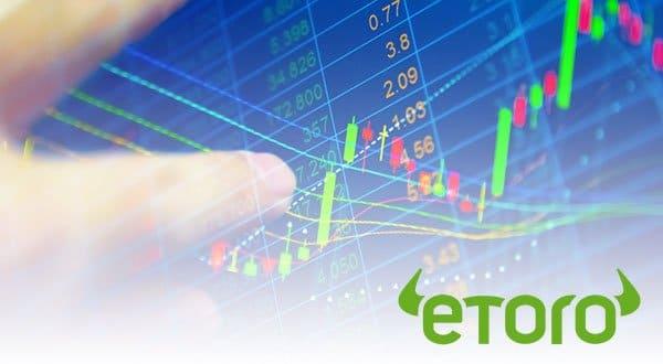 Etoro Headerbild mit Logo