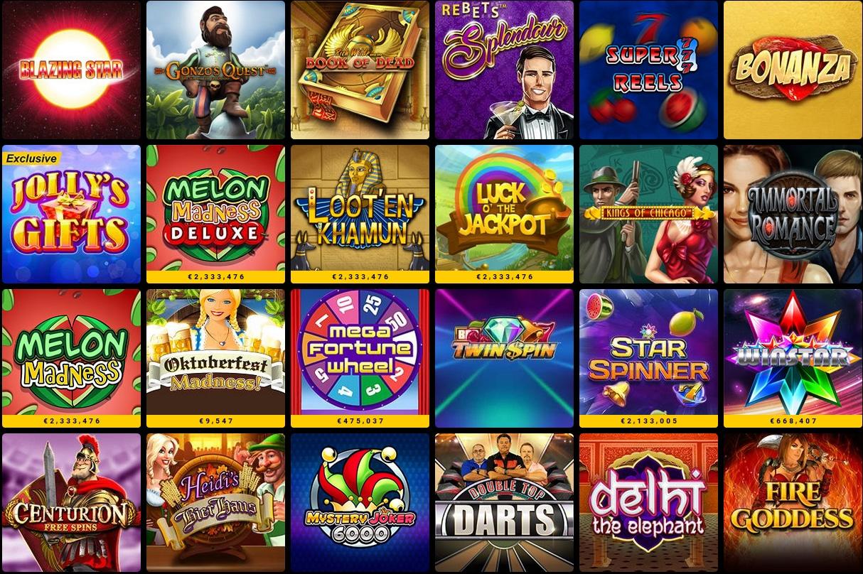 testberichte online casino